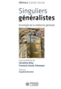 Singuliers generalistes - URL